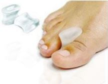 gel toe spacer